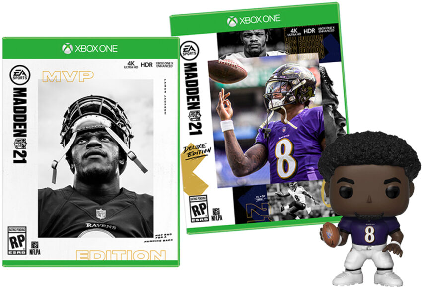 Buy for Madden 21 Bonuses