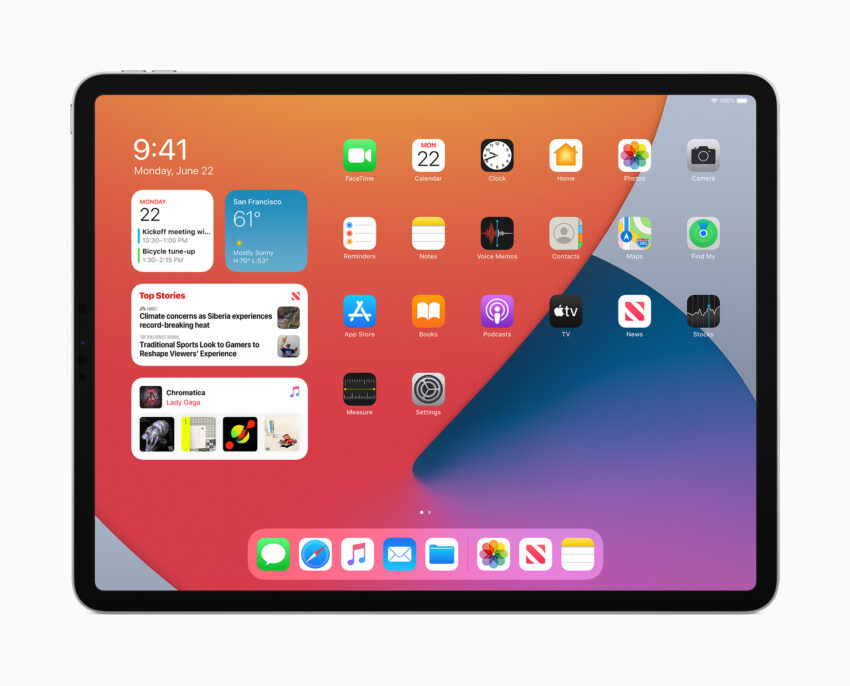 Get Familiar with iPadOS 14.8 & Older iPadOS Updates