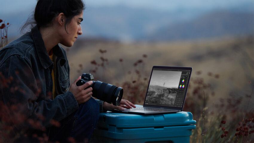 MacBook Pro Photography