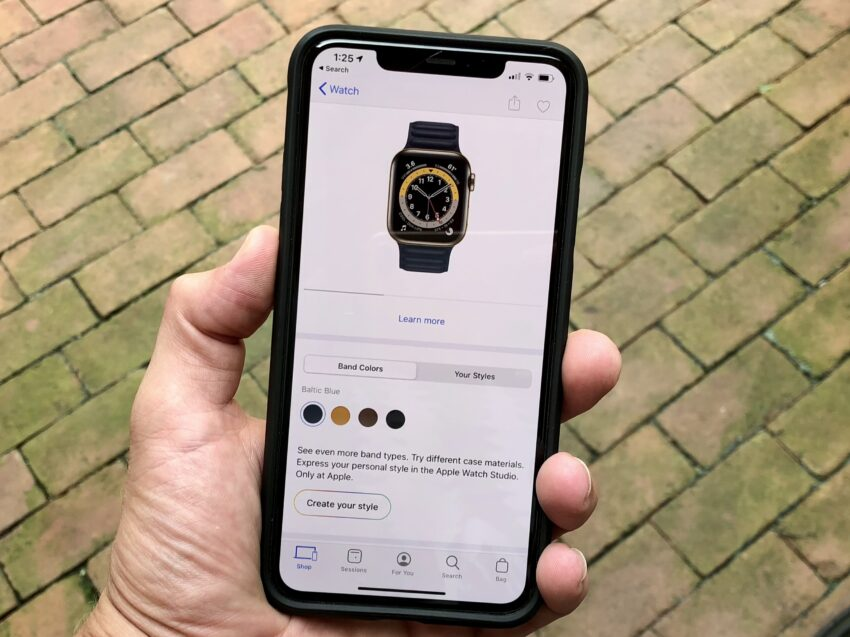 Wait Because the Apple Watch 7 Release Should Be Close