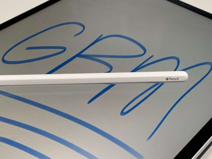 Wait for a New Apple Pencil
