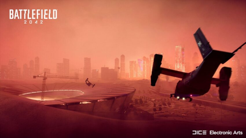 Pre-Order If You Want to Play Battlefield 2042 ASAP