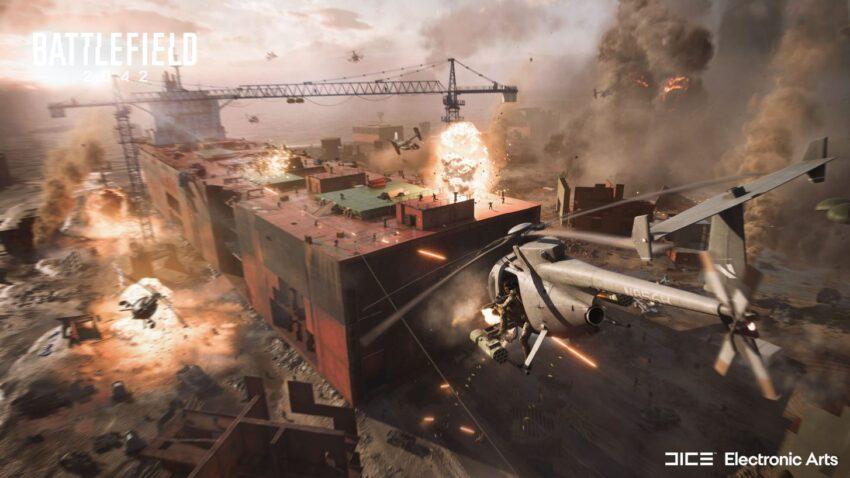 Wait for Battlefield 2042 Reviews