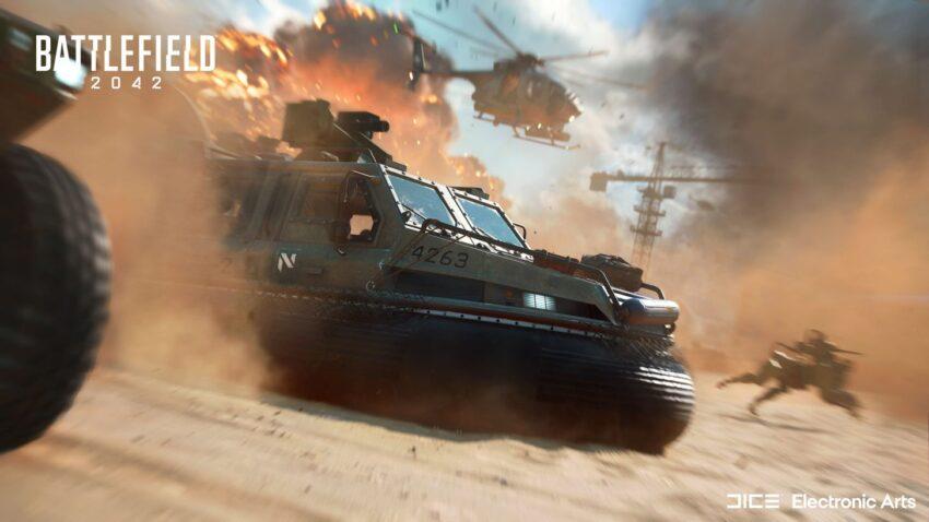 Wait for Battlefield 2042 PC Requirements