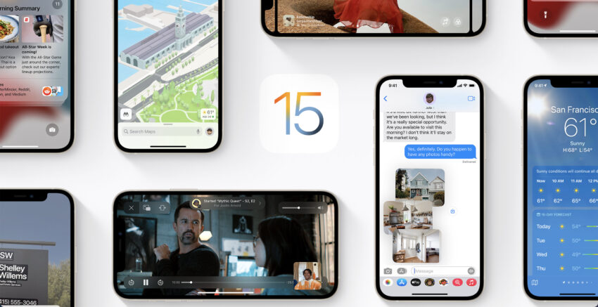 Don't Install iOS 15 Beta If You Haven't Prepared