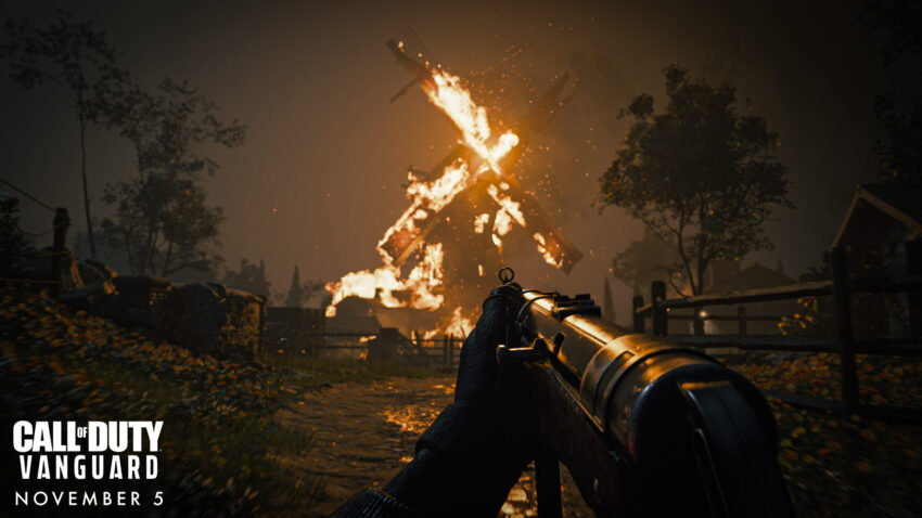 Wait for Call of Duty: Vanguard Reviews