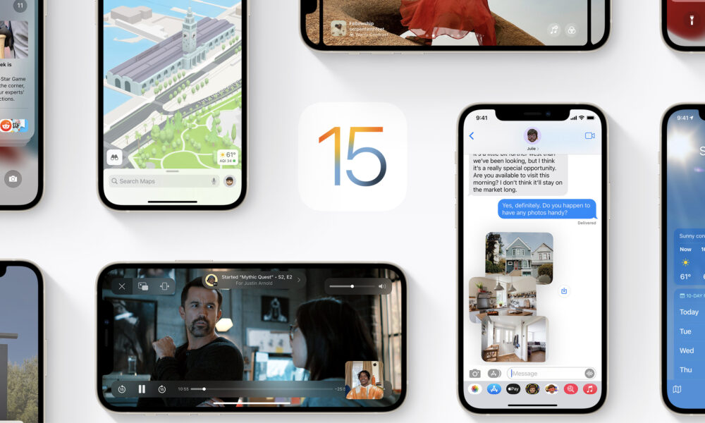 iOS 15 review Archives - Gotta Be Mobile