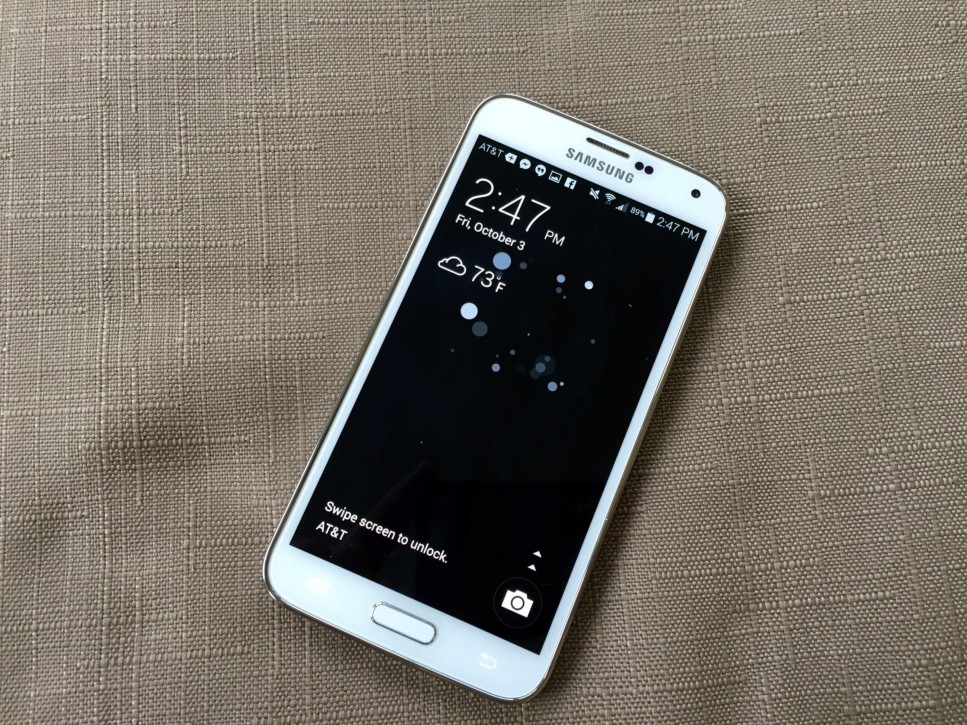 Black Wallpaper Samsung Galaxy S5