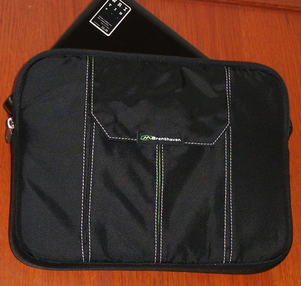 Brenthaven Netbook and iPad sleeve