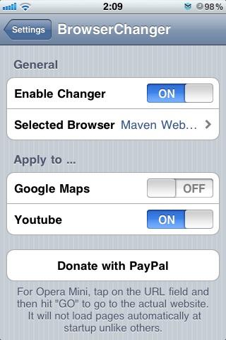 BrowserChanger