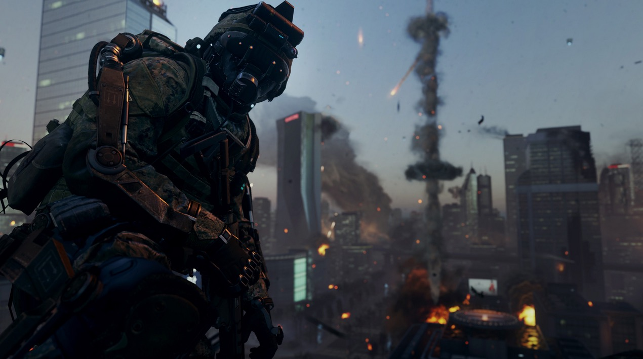 Here's how to fix common Call of Duty: Advanced Warfare problems.