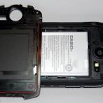 Casio G'zOne Commando Review - Battery Life