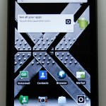 Droid X2 Hands On