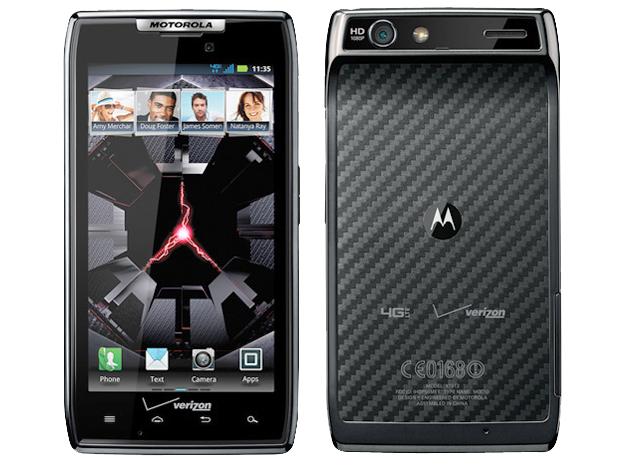 Droid RAZR by Motorola