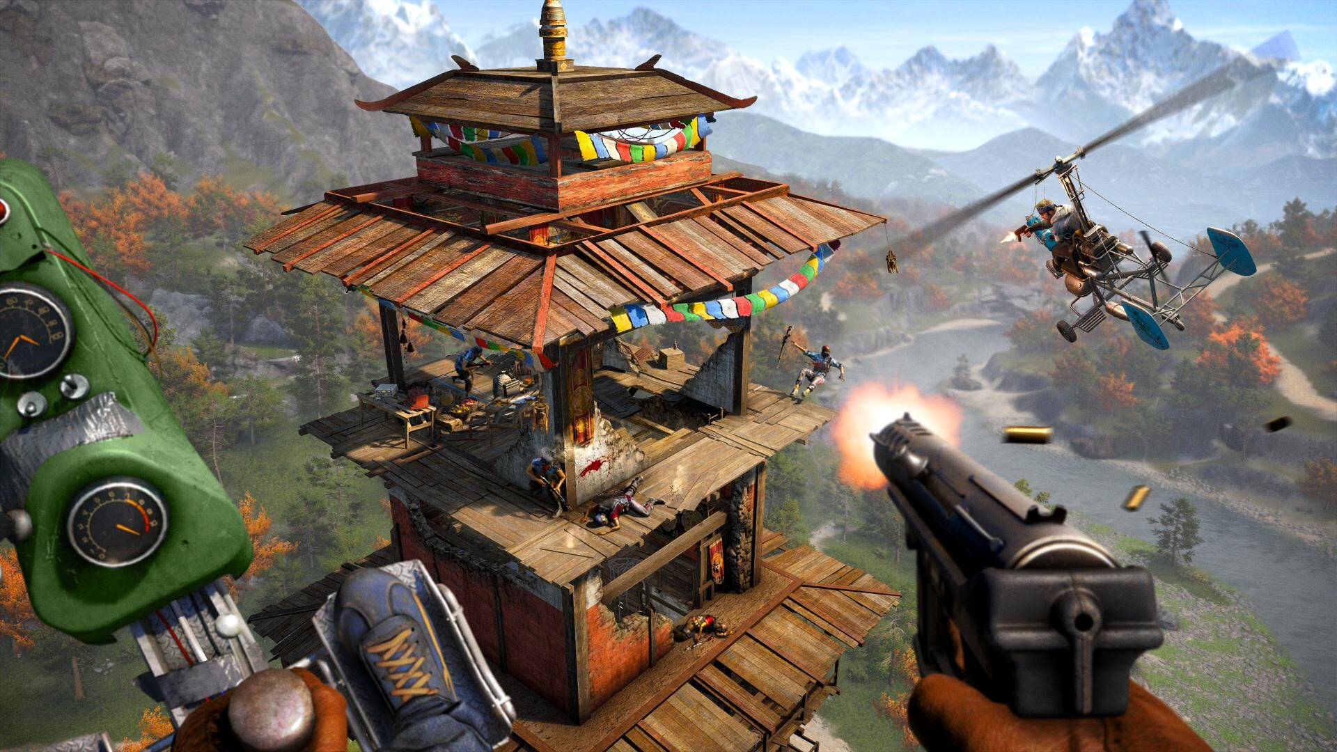 Far Cry 4 10 Things You Need To Try
