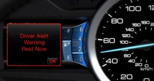 Ford Lane Keeping System