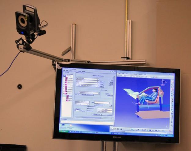 Ford Motion Capture model