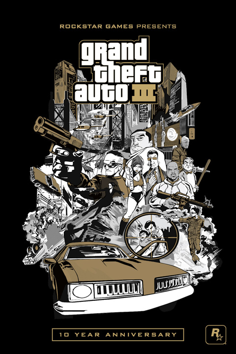 GTA 3 Android iPhone