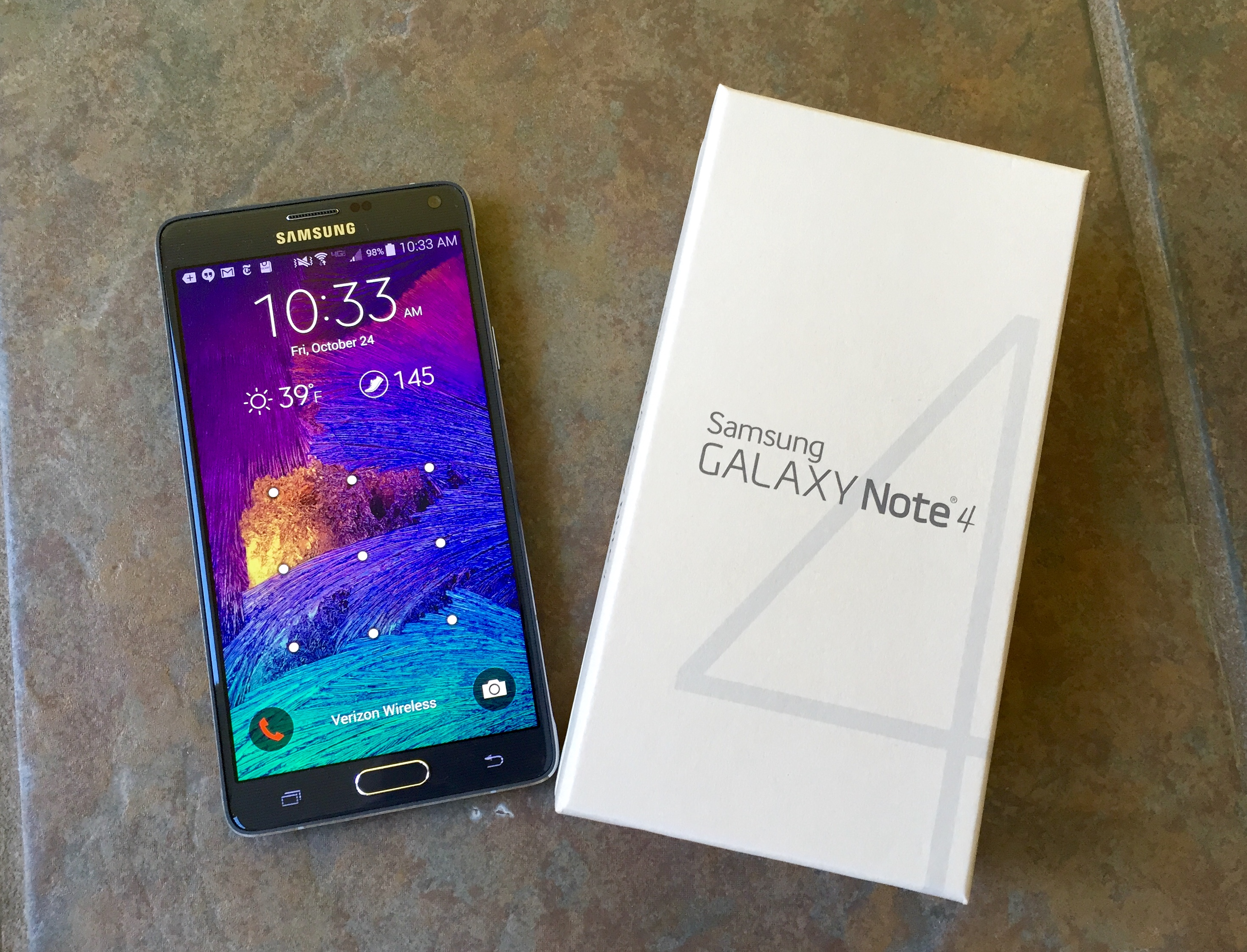 samsung galaxy note 4 lollipop release heats up. Black Bedroom Furniture Sets. Home Design Ideas