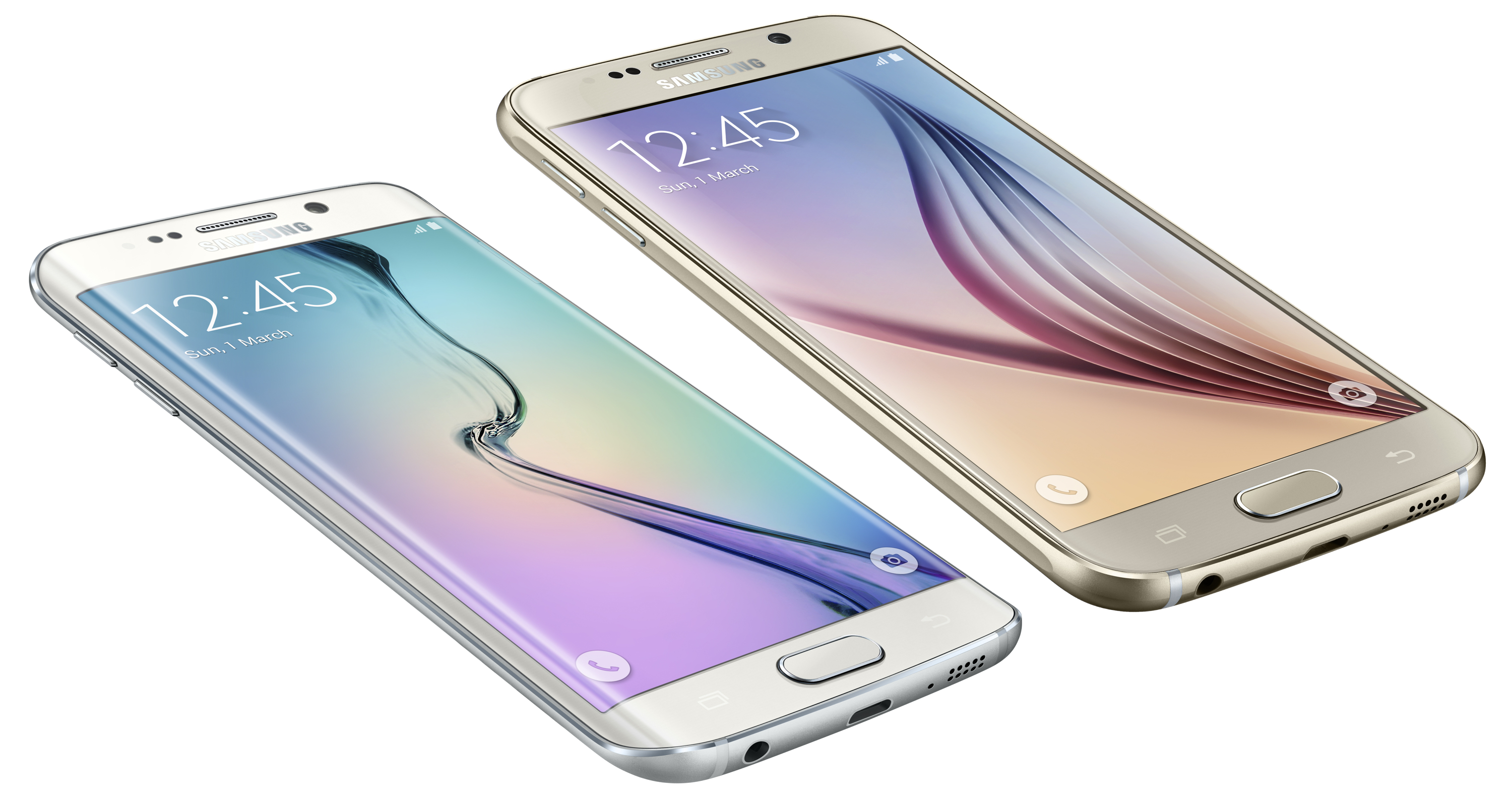 samsung galaxy s6 vs galaxy s6 edge 6 key differences. Black Bedroom Furniture Sets. Home Design Ideas