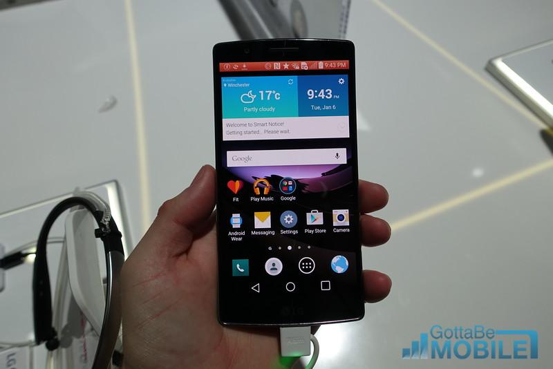 LG G Flex 2 vs Nexus 6: Quick Comparison