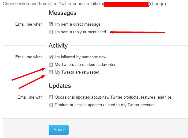 How to Turn off Twitter Notifications for Retweets and Replies