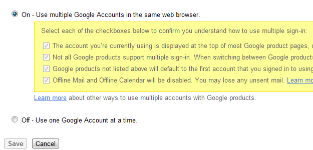 How to login to 2 gmail accounts at once