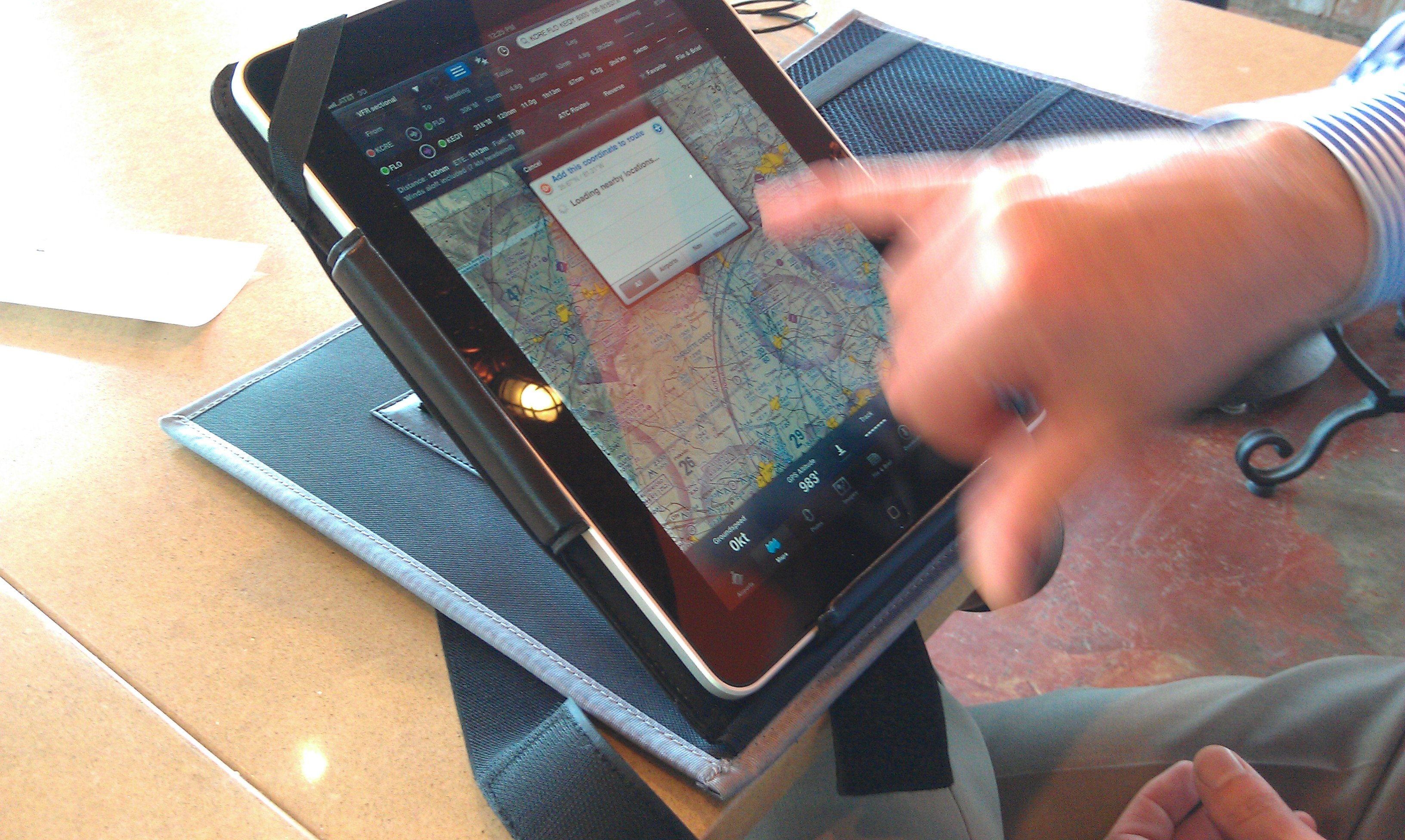 FlightPlan HD is the App of Choice for Pilots