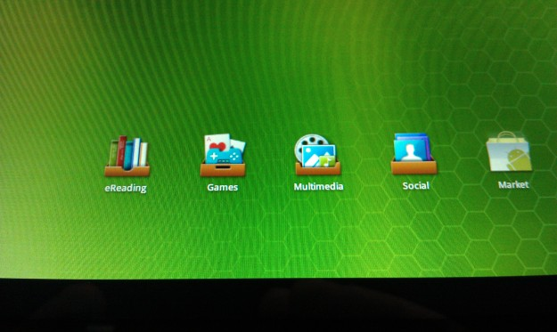 Acer Category Apps
