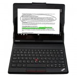 ThinkPad Tablet Keyboard Folio Case