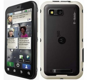 T Mobile Motorola Defy Rugged Android Smartphone Review