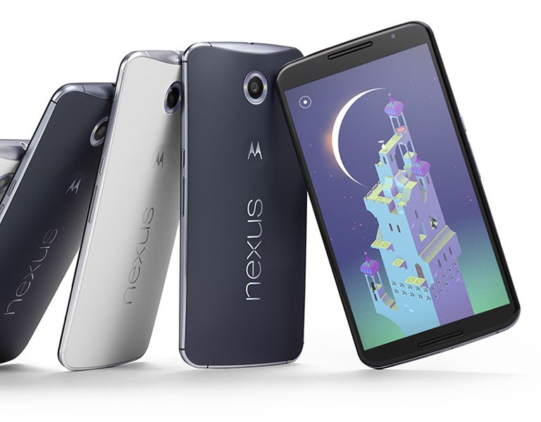 The Nexus 6 carriers list is bigger than for the Nexus 5.