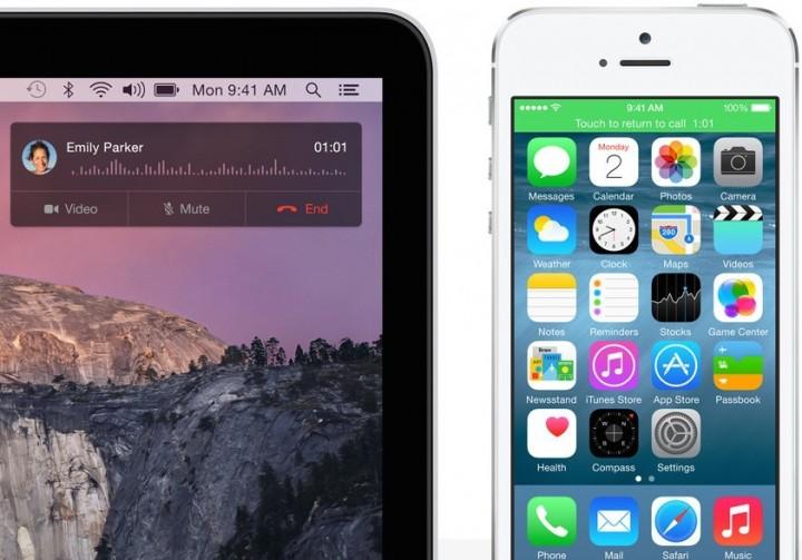 Phone Calls & Texts on Mac