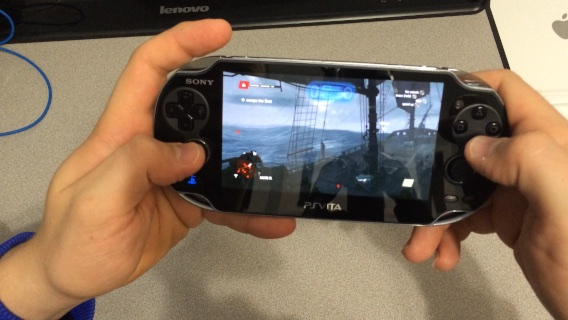 Play PS4 games on your PS Vita or select phones.