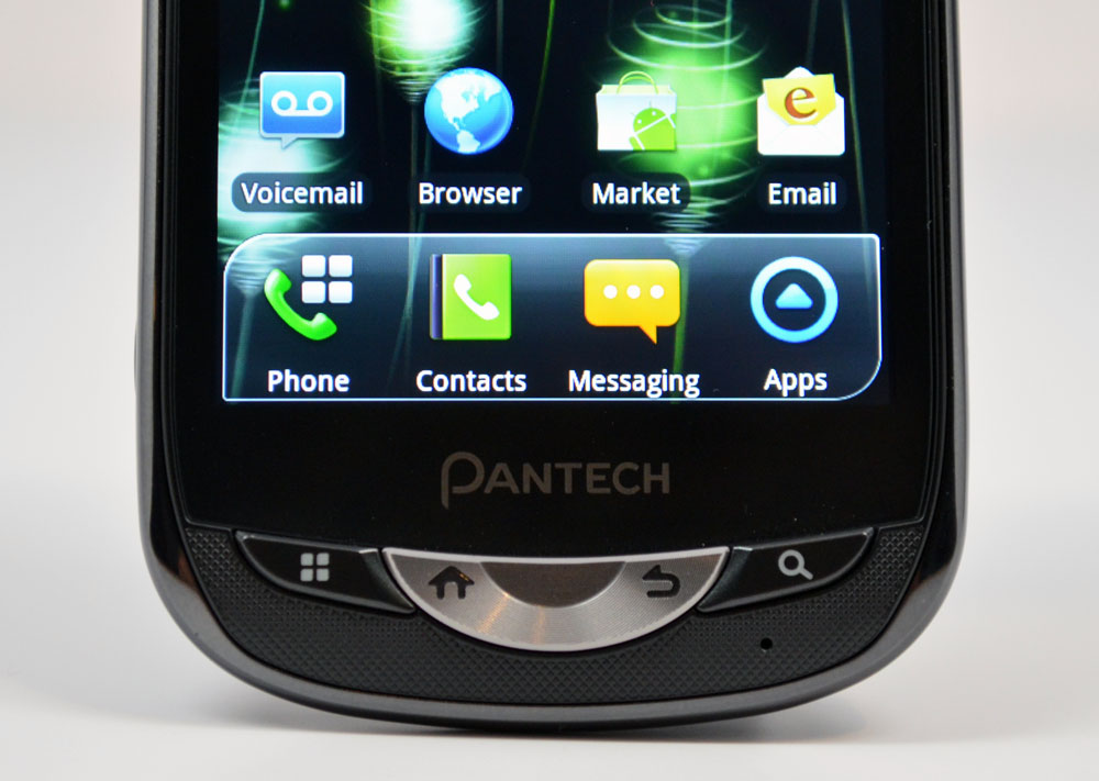 Pantech Breakout Review - Camera, Multimedia and Software