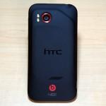HTC Rezound Back