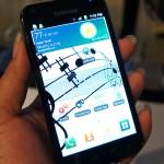 Sprint Samsung Galaxy S II Epic 4G Touch