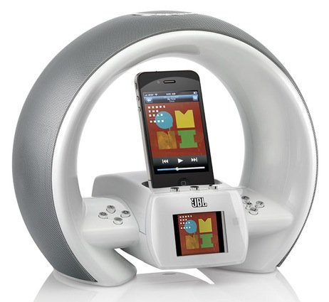 JBL On Air Air Play Speaker Dock