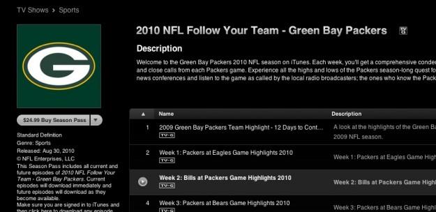 2010 nfl green bay packers highlights season