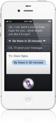 Siri Text Messsage