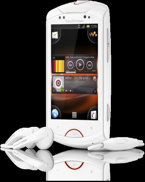 Sony Live with Walkman