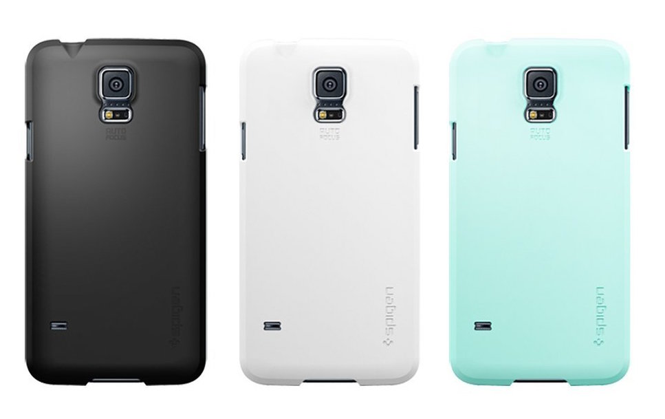 A cheap, but wonderful Galaxy S5 case option.
