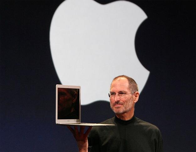 Steve Jobs - By Matthew YoheMatt Yohe, from Wikimedia Commons