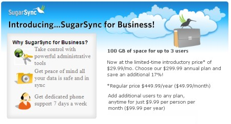 SugarSyncBusiness