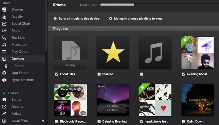 Sync Taylor Swift to Spotify.
