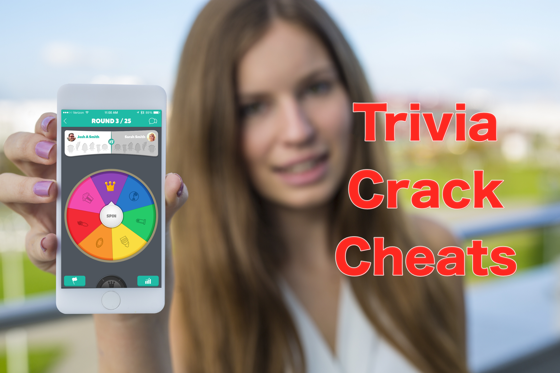 Learn how you can use Trivia Crack cheats to beat your friends.