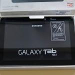 Verizon Wireless Samsung Galaxy Tab 10.1 in the box