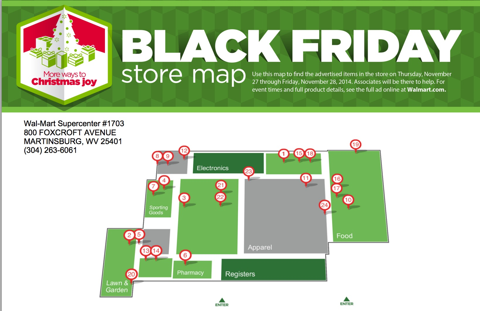 best walmart black friday deals pinpointed on maps gotta be best walmart black friday deals pinpointed on maps gotta be mobile the best walmart black friday deals are now public and ready for you to start planning