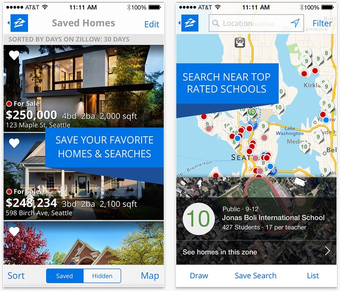 Best house hunting iphone apps for Home building apps for iphone