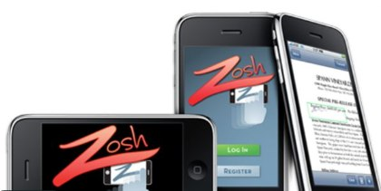 Sign Documents On Your Iphone With Zosh App